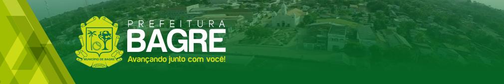 Prefeitura Municipal de Bagre | Gestão 2017-2020